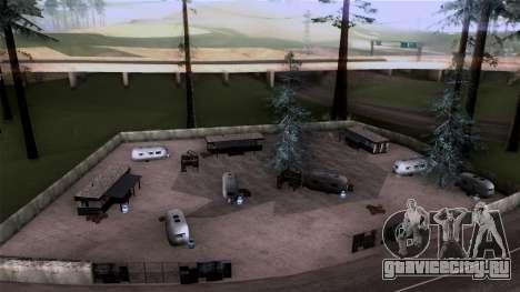 New Trailers для GTA San Andreas