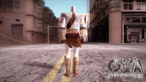 God Of War 3 Kratos для GTA San Andreas второй скриншот