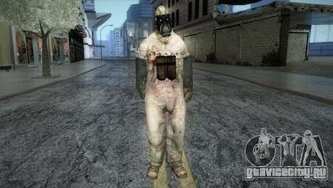 Order Soldier from Silent Hill для GTA San Andreas второй скриншот