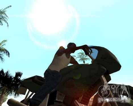 Солнце из GTA 5 Final для GTA San Andreas третий скриншот