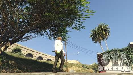 Томагавк для GTA 5