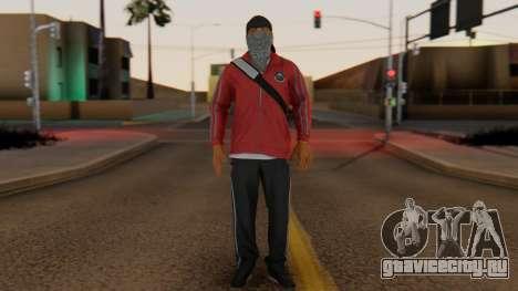 [BF Hardline] Gang Professional для GTA San Andreas второй скриншот