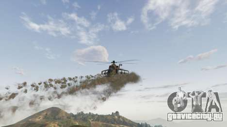 Realistic rocket pod 2.0 для GTA 5 восьмой скриншот