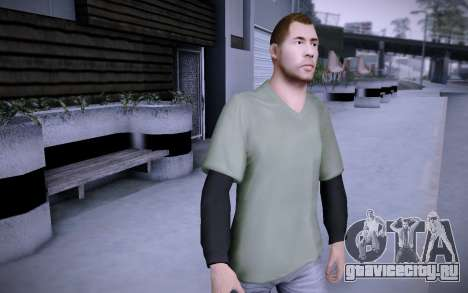 New Santa Maria Beach для GTA San Andreas третий скриншот