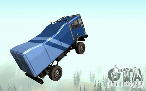 New Sky для GTA San Andreas четвёртый скриншот