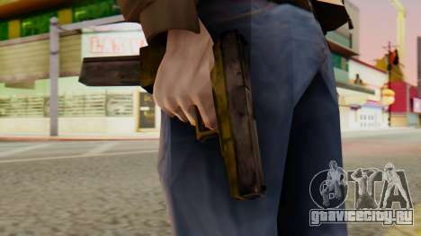 Glock 17 SA Style для GTA San Andreas третий скриншот