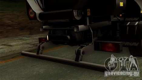 Panav Trailer для GTA San Andreas вид справа