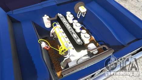 Chevrolet Opala Gran Luxo для GTA 5 вид спереди справа