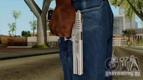 Original HD Colt 45 для GTA San Andreas третий скриншот