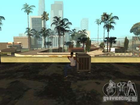 Анимации из GTA Vice City для GTA San Andreas пятый скриншот