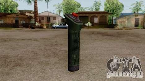 Original HD Bomb Detonator для GTA San Andreas