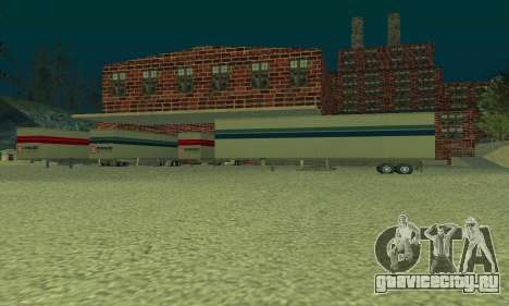 Нефтяная компания Лукойл для GTA San Andreas третий скриншот