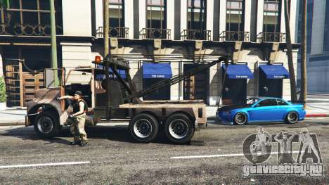 Вызов эвакуатора v1.3 для GTA 5