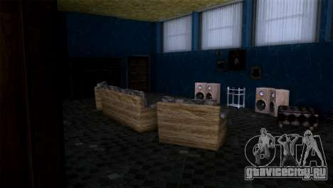 Ретекстур интерьера особняка Мэдд Догга для GTA San Andreas четвёртый скриншот