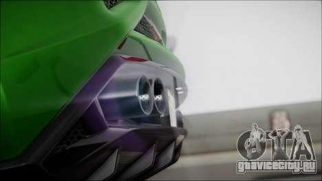 ENB KISEKI V3 для GTA San Andreas второй скриншот
