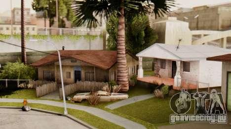 HD Grove Street для GTA San Andreas третий скриншот