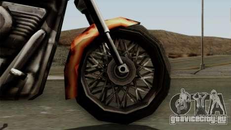 Freeway Diablo для GTA San Andreas вид справа