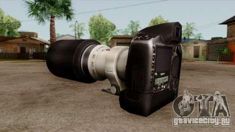Original HD Camera для GTA San Andreas второй скриншот