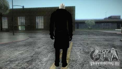 Franklyn Movie Skin для GTA San Andreas третий скриншот
