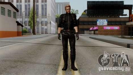Wesker Midnight для GTA San Andreas второй скриншот
