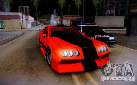 Buffalo GTR для GTA San Andreas