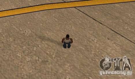 Camera Teleport Player (GTA 5) для GTA San Andreas