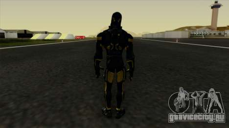 Ant-Man Yellow Jacket для GTA San Andreas третий скриншот