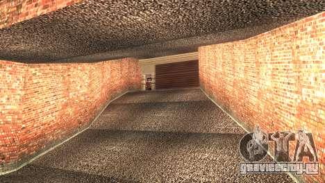 Doherty Garage Retexture для GTA San Andreas второй скриншот