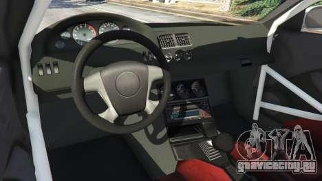 BMW M3 GTR E46 Most Wanted v1.2 для GTA 5 вид сзади справа