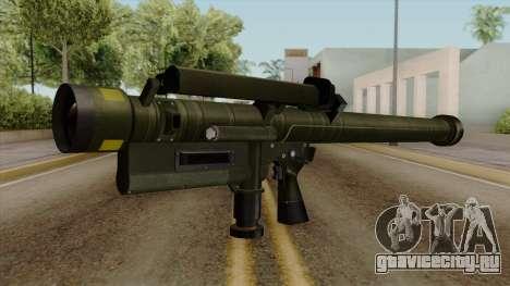 Original HD Heatseek для GTA San Andreas