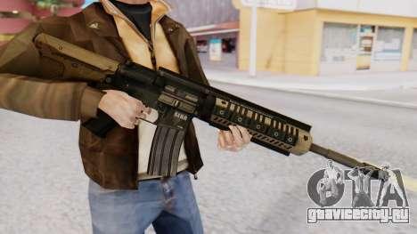 M4A1 Magpul для GTA San Andreas
