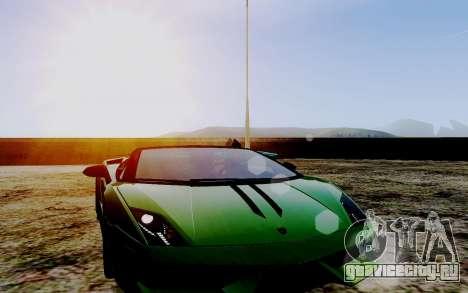 ENB Series HQ Graphics v2 для GTA San Andreas шестой скриншот