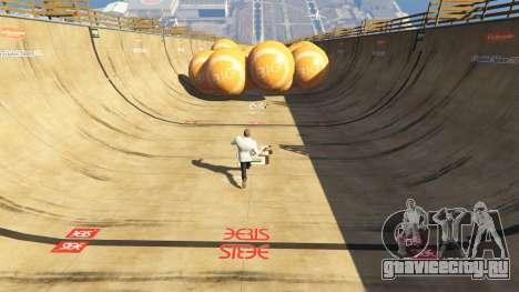 Race the balls v1.2 для GTA 5