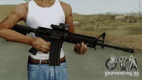 AR-15 Trijicon для GTA San Andreas третий скриншот
