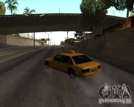 Drift для GTA San Andreas третий скриншот