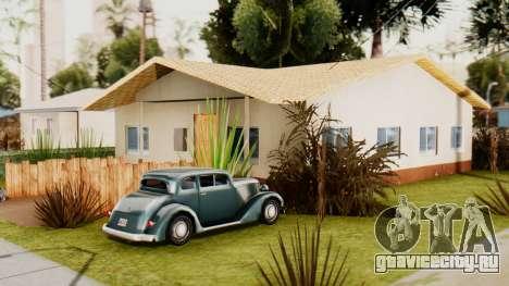 [RT] Denise House для GTA San Andreas