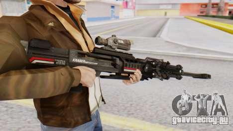 Sniper Rifle 8x Scope для GTA San Andreas