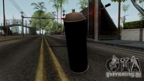 Original HD Spraycan для GTA San Andreas