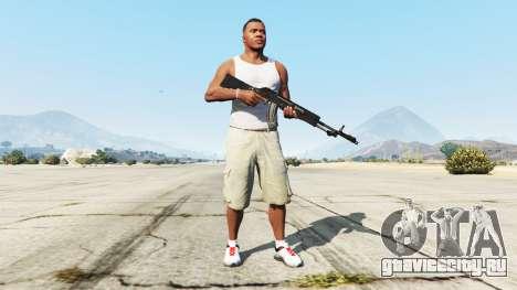 АН-94 Абакан для GTA 5 второй скриншот