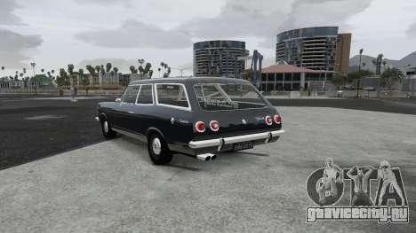 Chevrolet Caravan 1975 1.1 для GTA 5