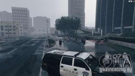 Raccoon City Vehicles для GTA 5 восьмой скриншот