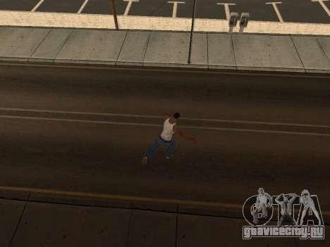 Анимации из GTA Vice City для GTA San Andreas восьмой скриншот