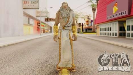 Zeus v1 God Of War 3 для GTA San Andreas второй скриншот
