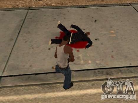 Анимации из GTA Vice City для GTA San Andreas девятый скриншот