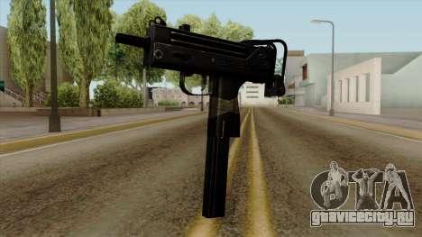Original HD Micro SMG для GTA San Andreas