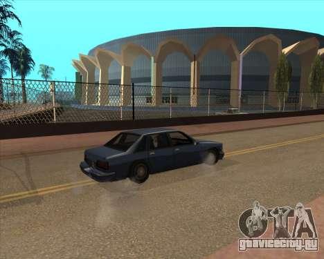 Drift для GTA San Andreas второй скриншот