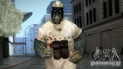 Order Soldier from Silent Hill для GTA San Andreas