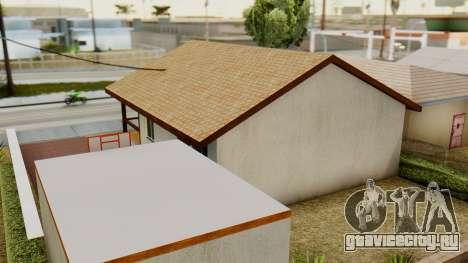 Big Smoke House для GTA San Andreas второй скриншот