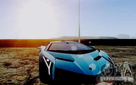 ENB Series HQ Graphics v2 для GTA San Andreas четвёртый скриншот