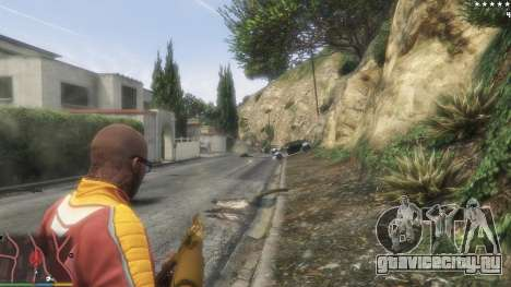 Армия вместо полиции на 5 звездах v1.3.4 для GTA 5 третий скриншот